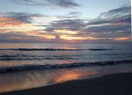 October Sunrise that