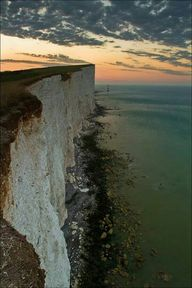 White Coast Cliff