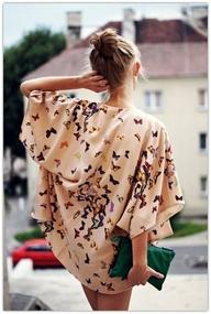 I will buy a kimono