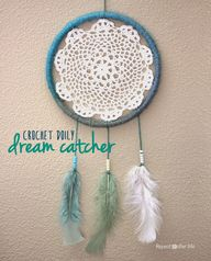 Crochet Doily Dream
