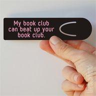 YA book club?