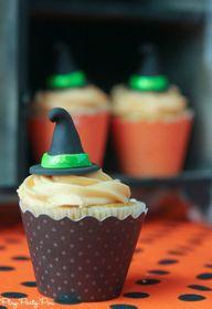 Halloween cupcake -