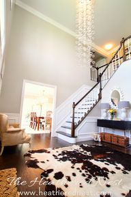 Entry makeover with