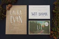 Wedding invitation d