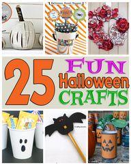 25 Fun Halloween Cra