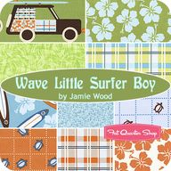 Wave Little Surfer B