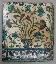 Tile    late 16th ce