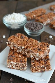 No Bake Nutella S'mo