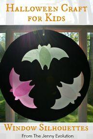 Flying Bat Window Si