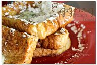 Eggnog French Toast-
