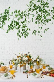 fall table ideas | d