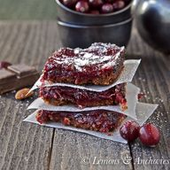 Cranberry Bars with
