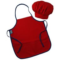 Chef Apron and Hat S