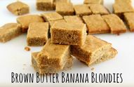 Brown Butter Banana