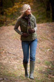 .vest, sweater, scar
