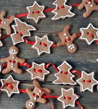 DIY Gingerbread Garl