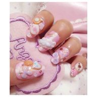 Angelic Pretty nail