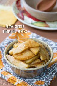 Slow Cooker Cinnamon