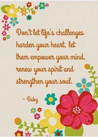 ~Challenges