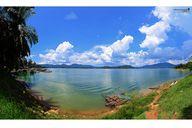Kenyir Lake in Panor