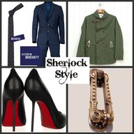 Dress like Sherlock