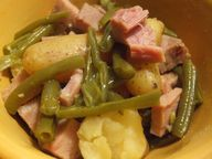 Taters, Ham and Gree
