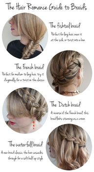 4 Braids to Try: Fis
