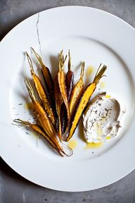 Roasted Carrots / re