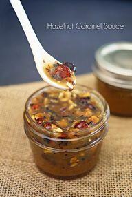 Hazelnut Caramel Sau