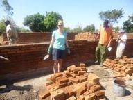 The bricks start get