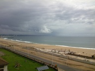 Durban from South Be