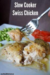 Slow Cooker Swiss Ch