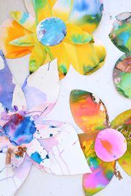 Spring Watercolor Fl