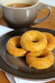 pumpkin doughnuts ci