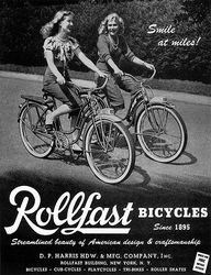 Rollfast Bicycles -