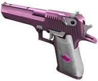 Pink Desert Eagle ~