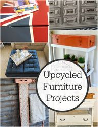 9 Upcycled Furniture