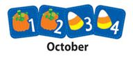 October Denim Calend...