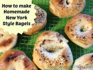 How to Make Bagels L