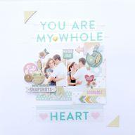 """My Whole Heart"" Jul"