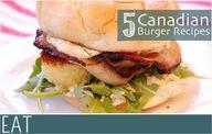 5 Burger Recipes Ins