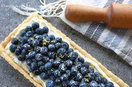 Blueberry mascarpone