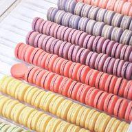 Pretty macarons.