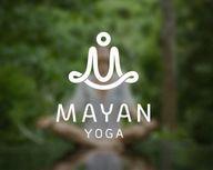 Mayan Yoga - Logo De