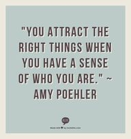 Amy Poehler.
