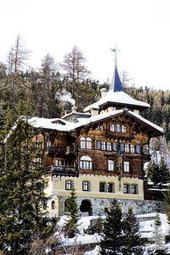 St. Moritz, Switzerl