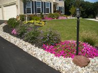 Driveway landscaping and curb appeal ideas