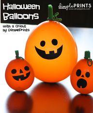 Halloween Balloons m