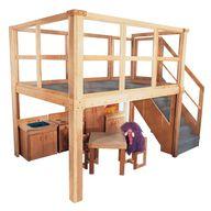 barn ideas - indoor