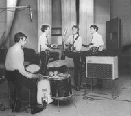 The Beatles, EMI Stu